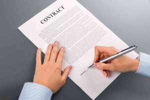 boilerplate contract