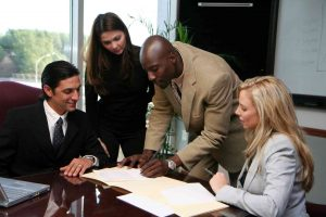 involve a lawyer in business transactions